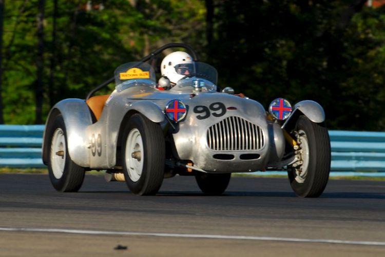 1950 Allard J2- Peter Patterson.