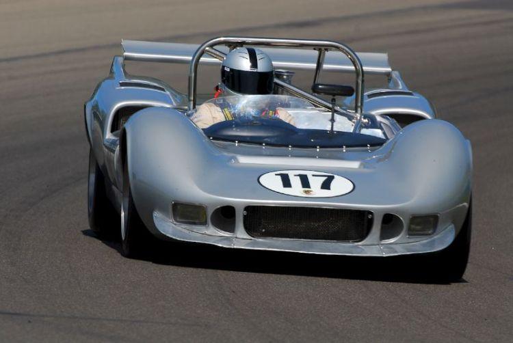 1966 McLaren M1B - Farrell Preston