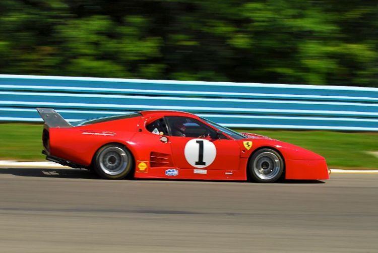1981 Ferrari 512 BBLM- Todd Morici.