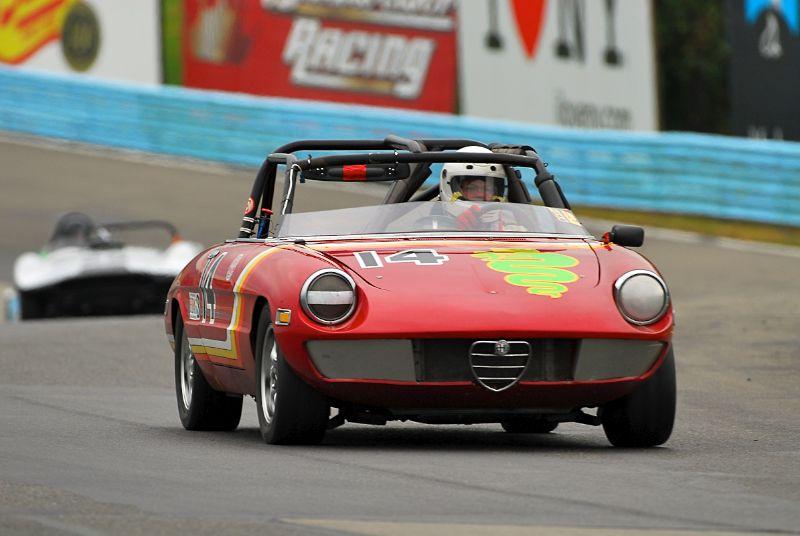 1973 Alfa Romeo Spyder- Michael Lawton.