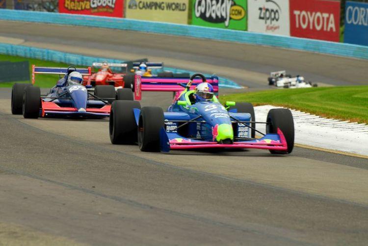 1997 Lola T97/20- Travis Engen.