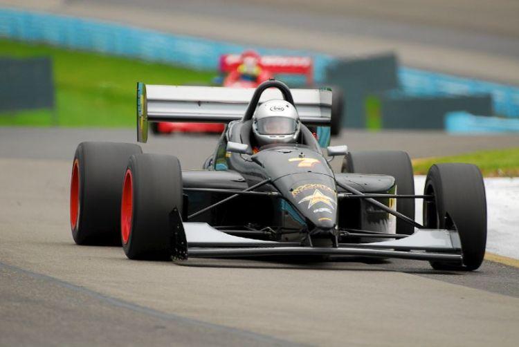 1997 Lola T97/20- Mark Brannon.