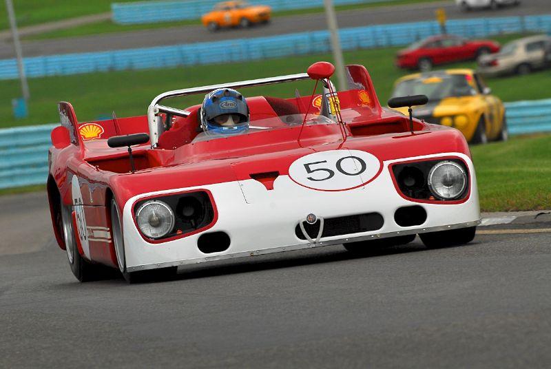 Alfa Romeo Tipo 33.