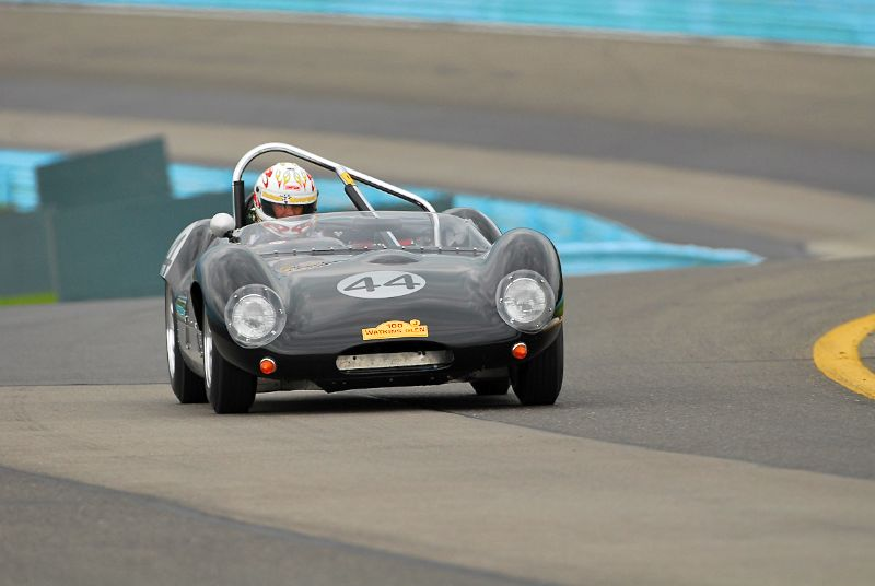 1964 Lola Mk1- Jeff Norris.