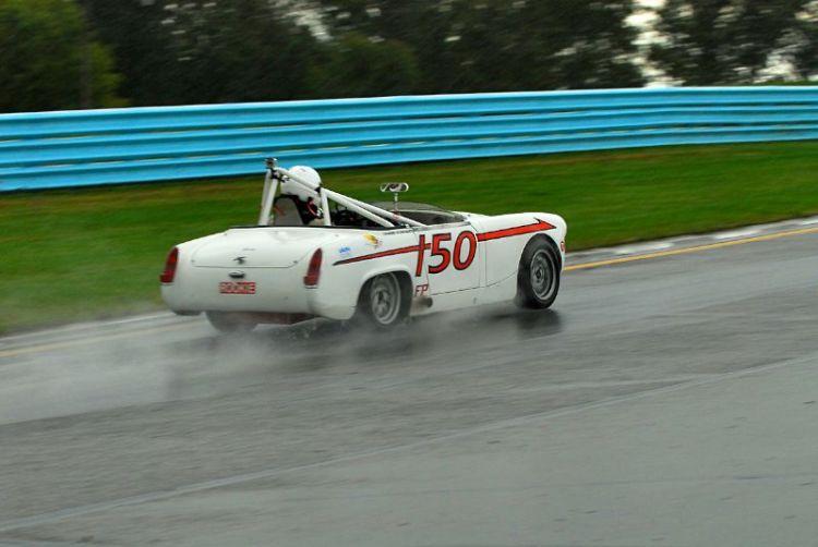 1966 Austin Healey Sprite- Dennis Gonzalez.