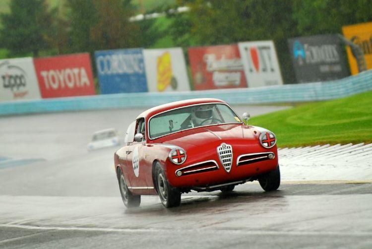 1958- Alfa Romeo- Santo Spadaro.