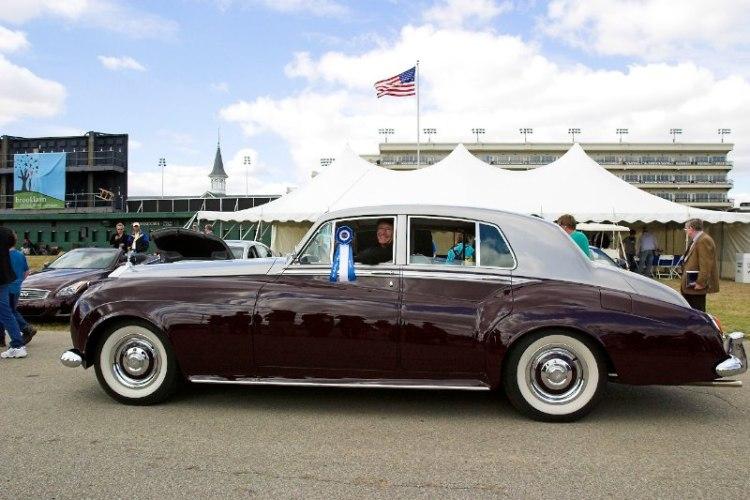 Rolls-Royce Post War Open & Closed to 1959 1959 Rolls-Royce Silver Cloud I Dean & Donna Trindle Palm Coast, FLA