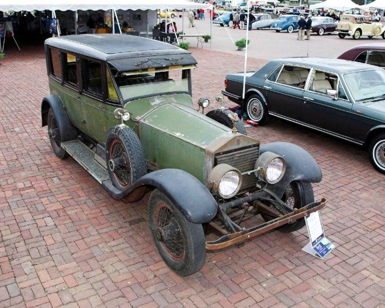 1925 Rolls-Royce Silver Ghost  100% original!