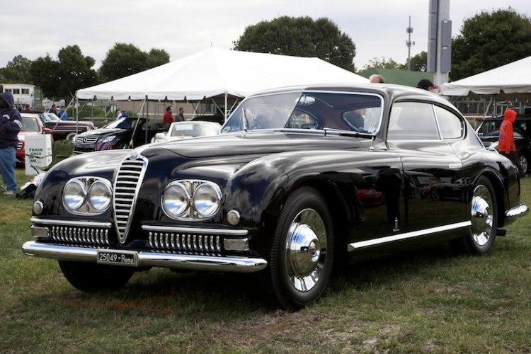 1949 Alfa Romeo 6C 2500 SS Custom body by Pininfarina