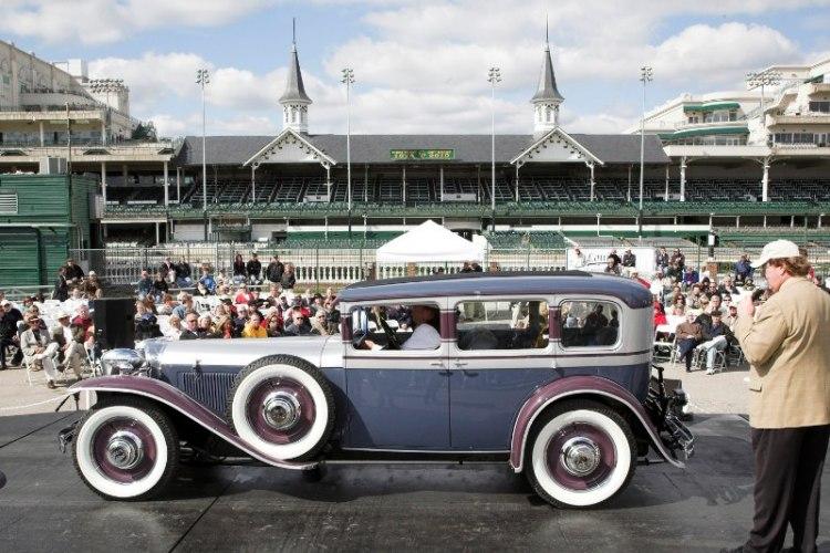 American Classics from 1925-1948-Closed 1931 Ruxton Sedan Tim Whited Nederland, CO Original factory color scheme.