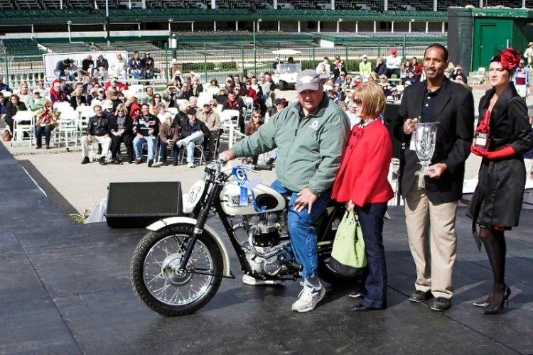 Motorcycles Post War to 1970 1963 Triumph Bonneville TT Special H.C. Morris Winchester, KY
