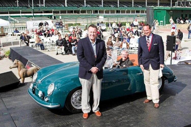 Post War European Sports to 1975 - 1958 Porsche 356A Speedster, Jim Johnston Knoxville, TN