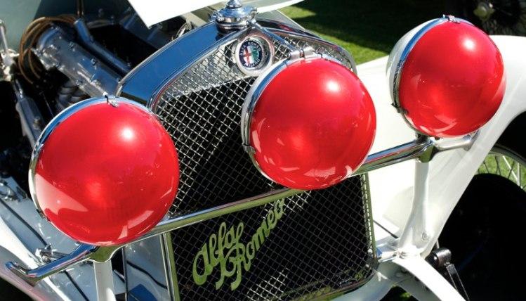 1930 Alfa Romeo Zagato.