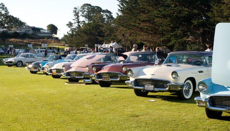 Ford Thunderbirds.