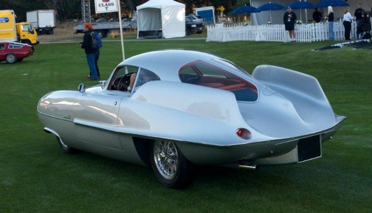 1955 Alfa Romeo BAT 9