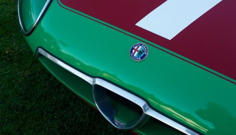 1964 Alfa Romeo TZ.