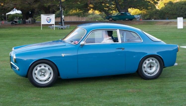 1957 Alfa Romeo Sprint
