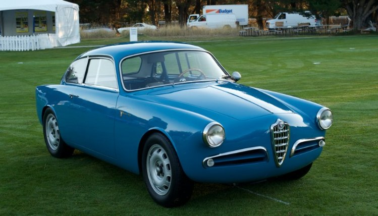 1957 Alfa Romeo Sprint .