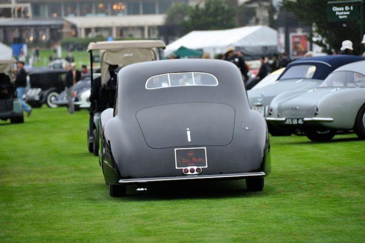 1942 Alfa Romeo 6C 2500 SS Bertone Coupe, Best in Class Winner