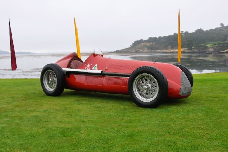 1938 Alfa Romeo Tipo 158 'Alfetta', Alfa Romeo Museo