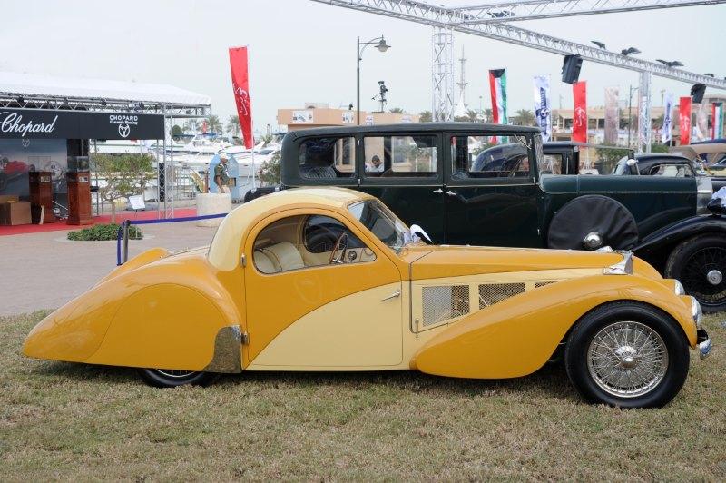 1937 Bugatti 57SC Atalante Coupe