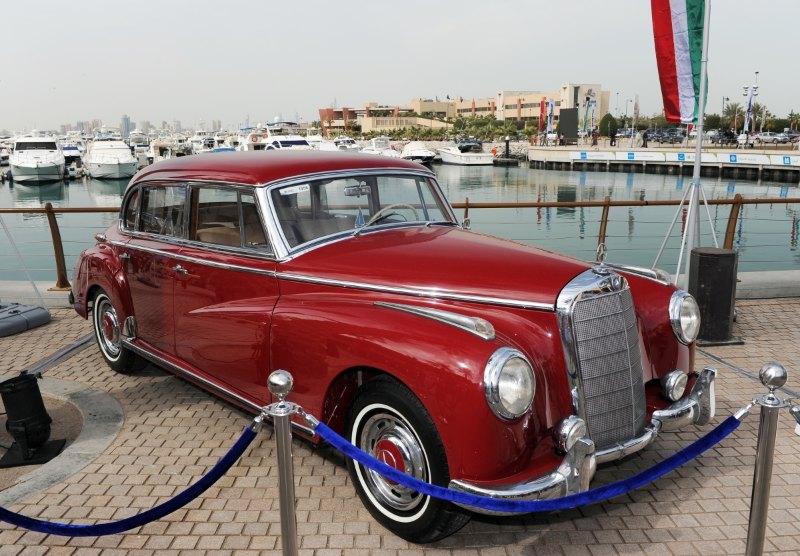 1963 Mercedes-Benz 230S