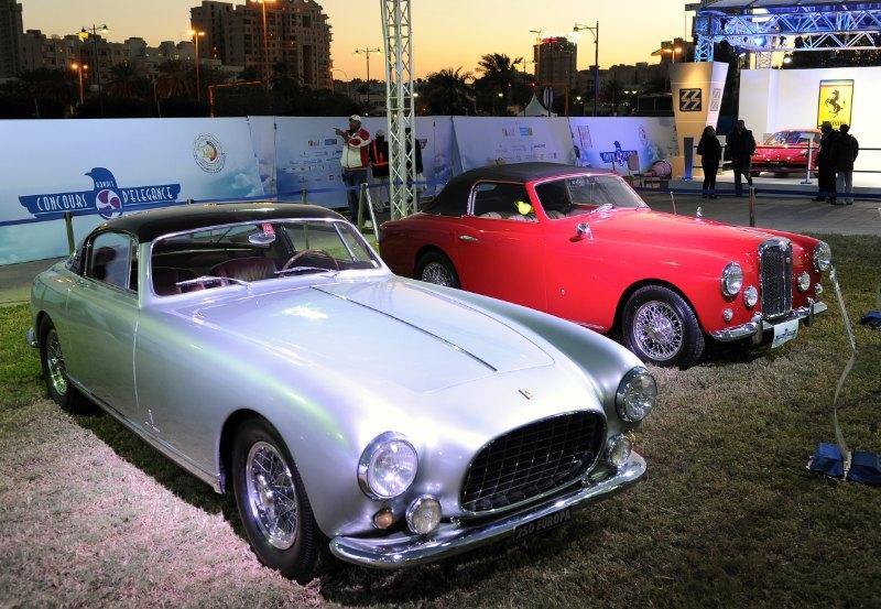 1954 Ferrari 250 Europa Coupe