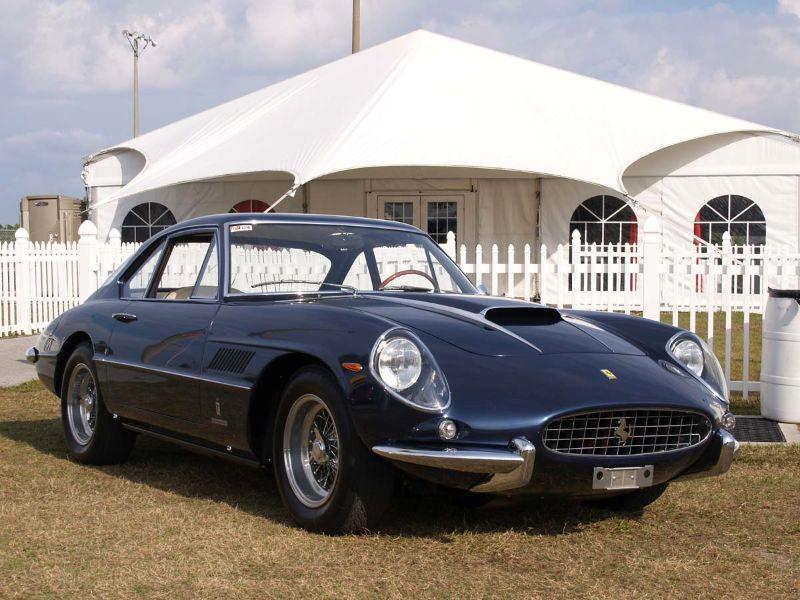 Ferrari 400 SA of 1963