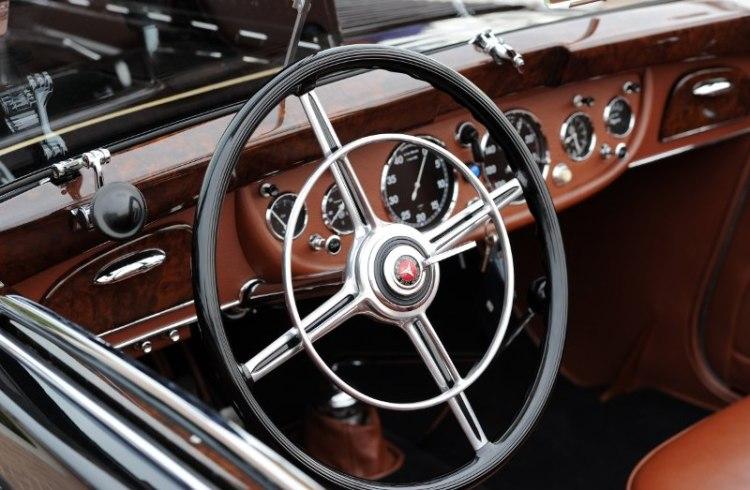 1934 Mercedes-Benz 380 K Kombinationswagen