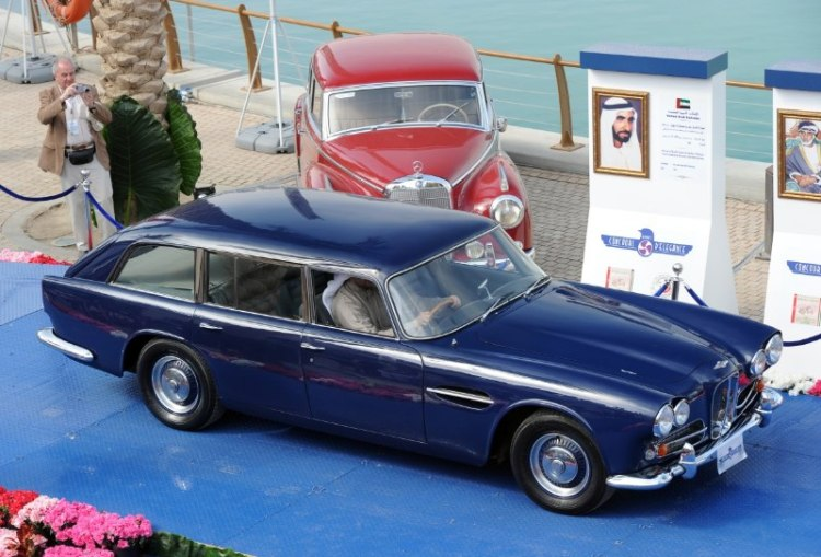1962 Lagonda Rapide Shooting Brake