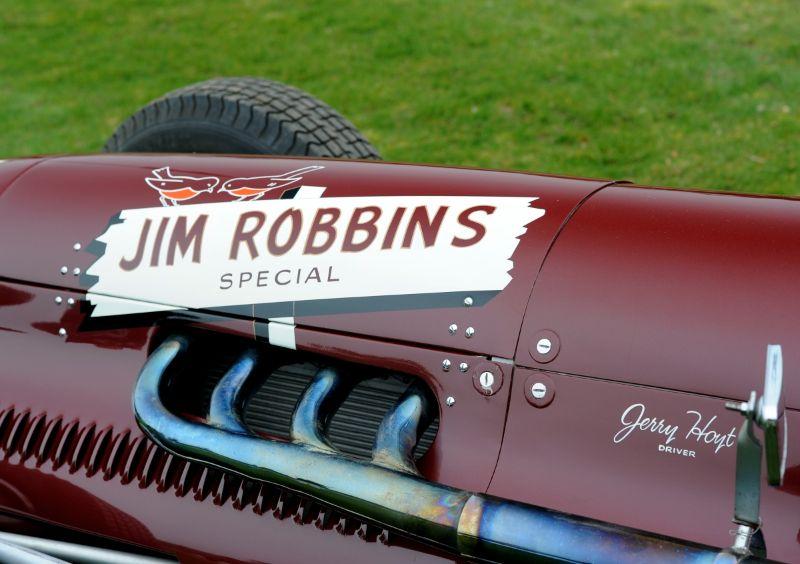 Stevens Offy Jim Robbins Special