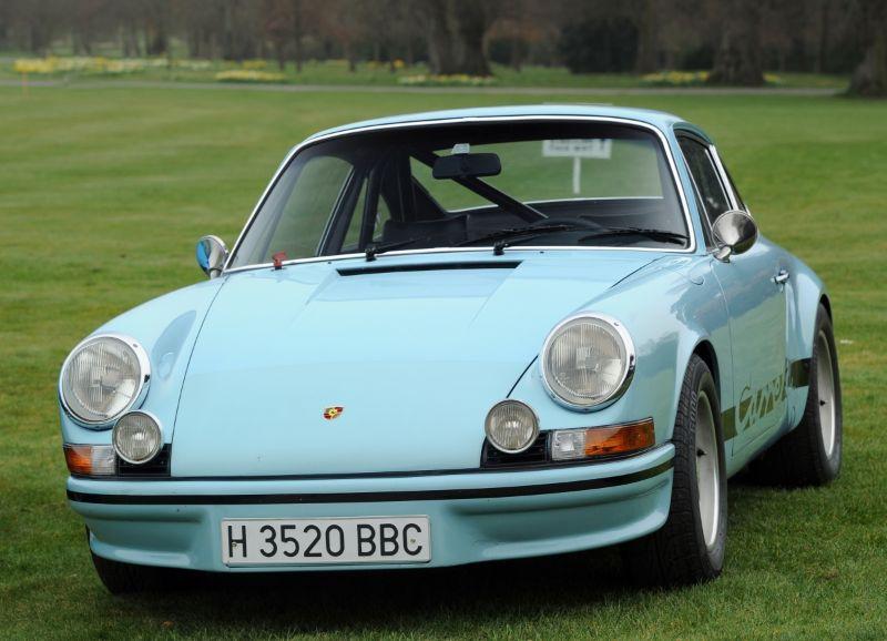 Porsche 911 RS Lightweight