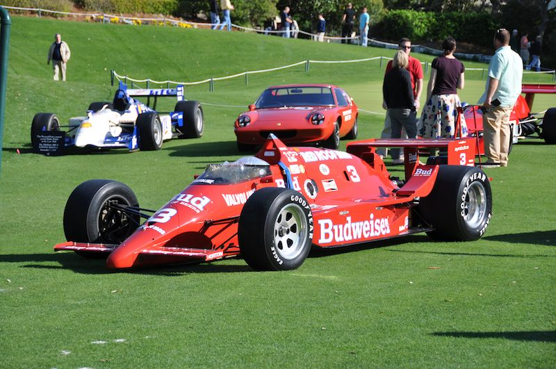 1983 March 86-C Indy Car