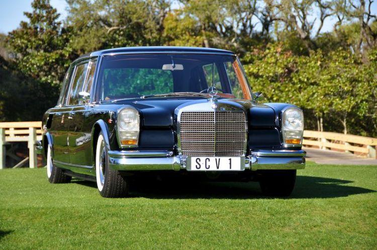 1965 Mercedes-Benz 600 Pullman Landaulet