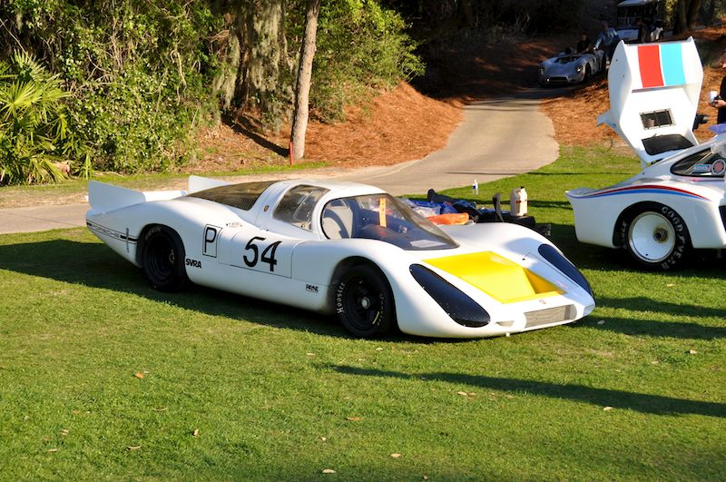 1968 Porsche 907 LH - Fica Frio Collection