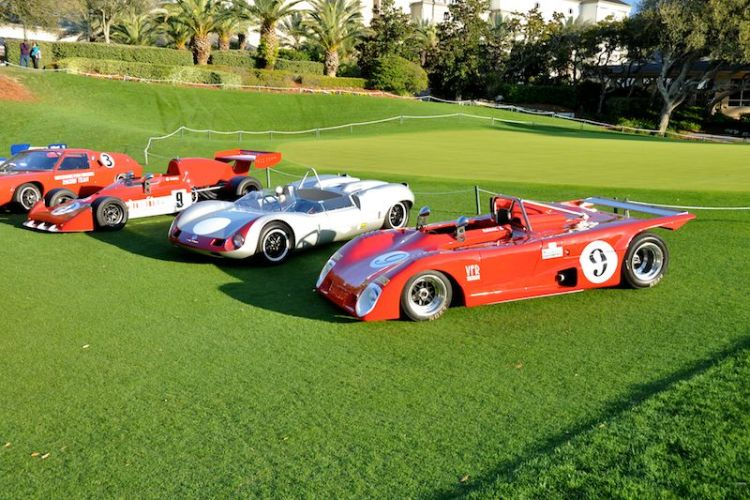 Cars of Bobby Rahal