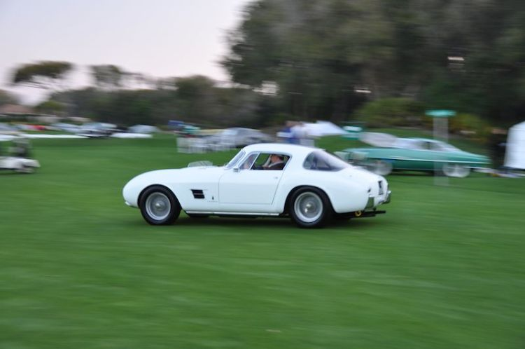1954 Ferrari 250 GT - Randall Poliner