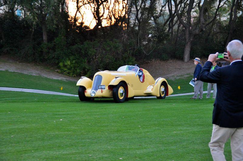 1935 Duesenberg SJ Speedster Mormon Meteor - Harry Yeaggy