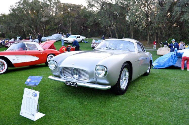 1956 Maserati A6G/54 - R.Q. Collection
