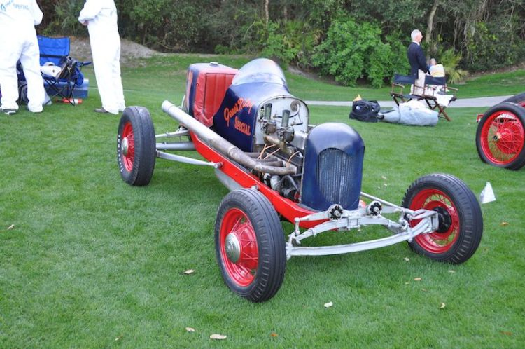 1937 Riley Special Dirt Track Racer - David Rex