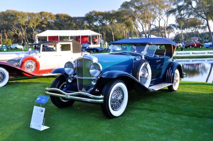 1929 Duesenberg Model J - Gilmore Museum