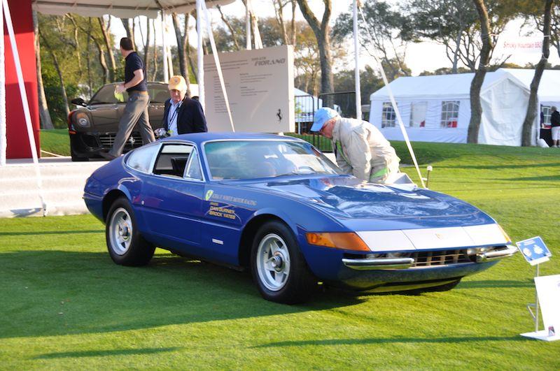 1971 Ferrari 365 GTB/4 Daytona Cannonball Run - Bruce McCaw