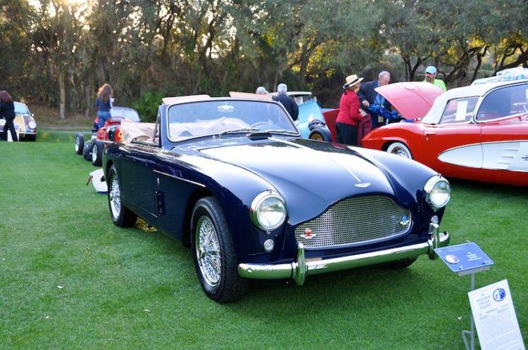 1959 Aston Martin DK MK III - Tim Smith
