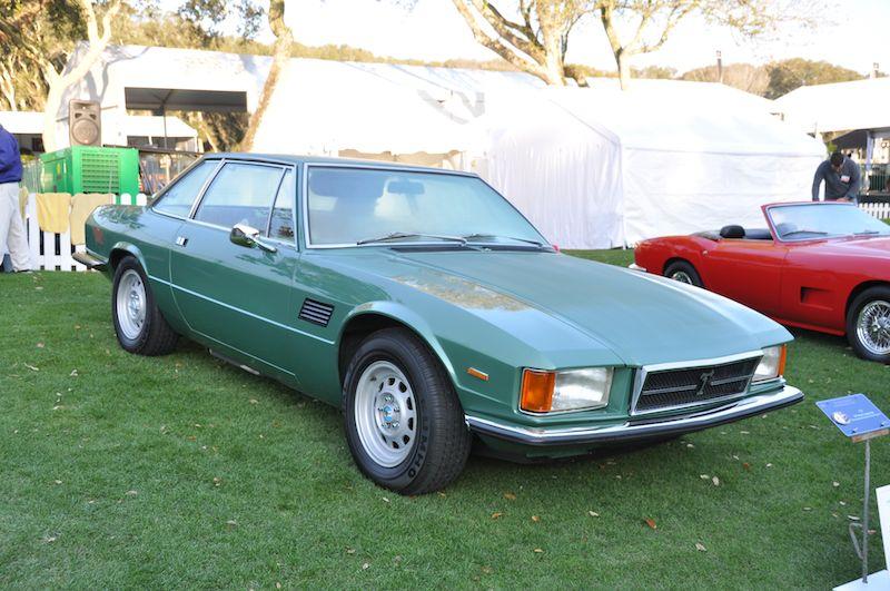 1974 DeTomaso Longchamps