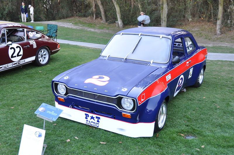 1968 Ford Escort MkI RS 1600 - Ross Bremer