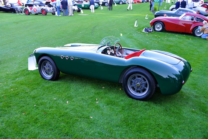1953 Cooper MG Barchetta - Howard Banaszak