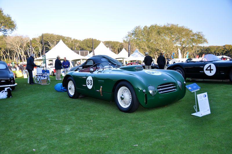 1953 Allard J2X J3202 - Bruce McCaw