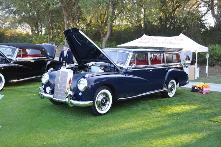 1956 Mercedes-Benz 300 C Station Wagon - Bruce Iannelli