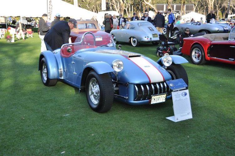 1956 Kurtiss 500S - Harvey Siegel