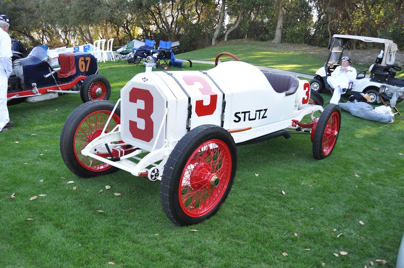 1914 Stutz Indy Race Car